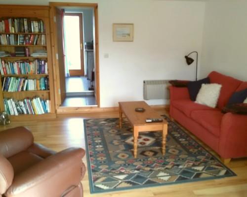 Beudy Bach The lounge area