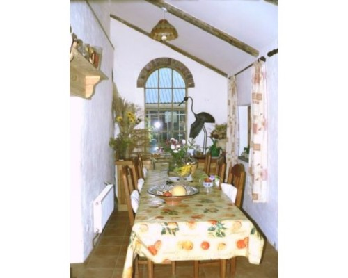 The Old Farmhouse Dining room