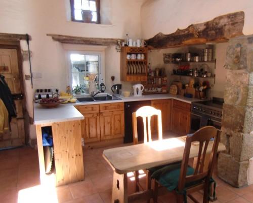 The Old Farmhouse Kitchen