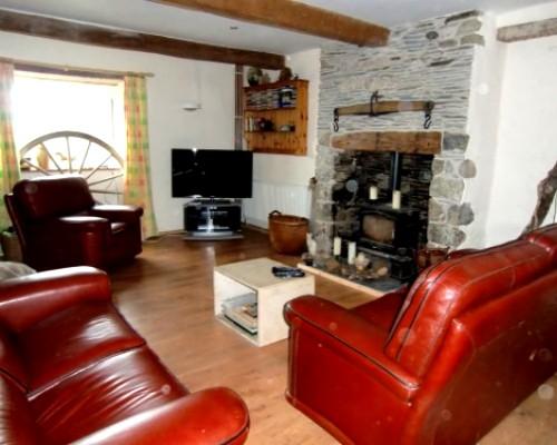 The Old Farmhouse Comfortable lounge